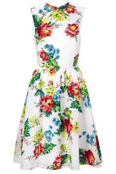 French Connection - Gwendoline Flower Dress
