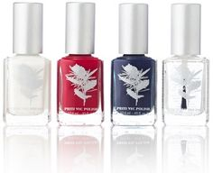 Priti NYC - 'Red, White, & Beautiful' Kit (Inspired by the London 2012 Olympics) Nail Polish Kits, Nail Polishes, Feet Care, Made In America, Body Butter, Makeup Remover, You Nailed It, Cruelty Free, Lip Balm