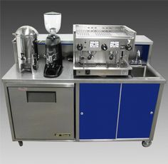 mobile coffee cart $5k