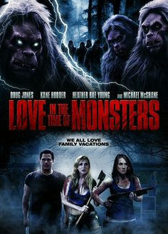 Love In The Time Of Monsters ** directed by Matt Jackson