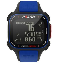 Polar RC3 - Reloj con medidor de frecuencia cardíaca y GPS: Amazon.es: Deportes y aire libre