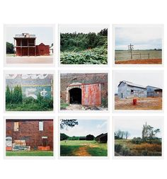 Ten Southern Photos. William Christenberry 1978-1981  If anyone out there wants to set me up with a copy of this I would appreciate it.