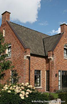 Woning in Engelse stijl © Building Design Architectuur