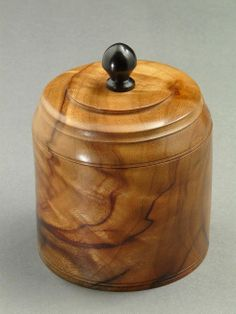 Woodturning | Timberturner and Bowlwood Woodturning: Treasure Boxes