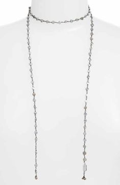 ela rae Diana Lariat Necklace