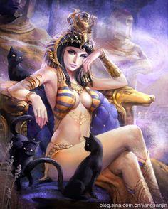 egyptian fantasy art - Google Search