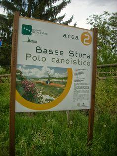 Cuneo e dintorni: Le Basse, polo canoistico