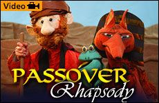 Here's a great video using Queen's Bohemian Rhapsody to tell the Story of Passover.