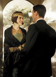 Lady Mary Crawley with Henry Talbot, Downton Abbey Season 6 Watch Downton Abbey, Downton Abbey Season 6, Downton Abbey Series, Downton Abbey Fashion, Lady Mary Crawley, Dowager Countess, Michelle Dockery, Maggie Smith, Auburn Hair