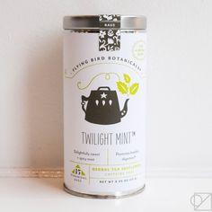Flying Bird Botanicals Twilight Mint Gift Tea