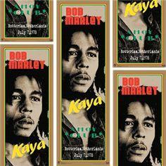 """Bob Marley """"Kaya""""....."""