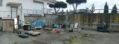 Rimini rimossi quattro veicoli abbandonati nel parcheggio tra via Costantinopoli e San Gallo