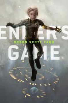 """Not many books of adult science fiction can appeal to kids. While the series is by no means aimed at grade school aged children, Ender's Game by Orson Scott Card will appeal to eight and nine year old kids. They will relate to the small but tenacious Ender."" via Wired"