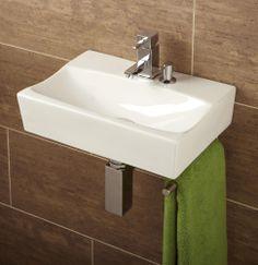 Cloakroom Basins : Tivol Basin