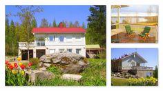 Vuokramökki Willa Rautalahti, Etelä-Karjala, id335  #Vuokramökit #iMokki #EteläKarjala