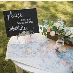 Guestbook Ideas