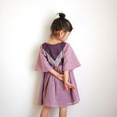 【moi】OZBEK DRESS / KIDS