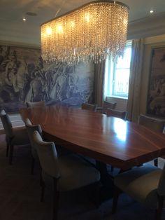Un salon d 39 une chambre du ritz carlton ma visite du for Salle a manger montreal restaurant