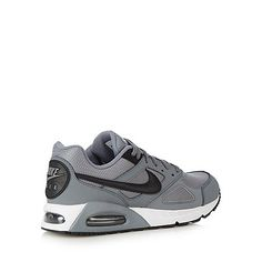 d625b6d5cc81 Nike Grey  Air Max IVO Q3  lace up trainers-