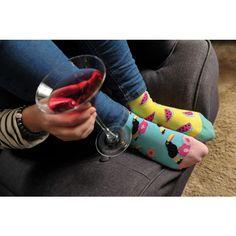 Odd Socks Ladies - Tropicool