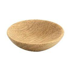 Nuppivedin Bowl Ø 65x20 mm tammi