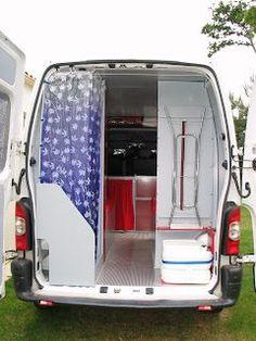Aménager un camping car en conservant lutilitaire