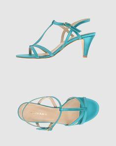 Entourage Damen - Schuhe - Sandale mit absatz Entourage auf YOOX