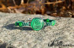 Earth Kingdom Bracelet from Avatar the Last by SubtleNerd on Etsy