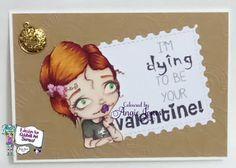 Angie's Craft Fusion: Undead Leni Valentine