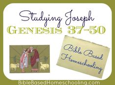 Our Study Of Joseph