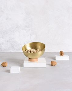 Brass Bowl from Etsy