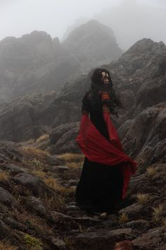 """""""Climb the mountain, save the world. Sounds easy, right? WRONG."""" Home muttered to herself. """"And I bet you never thought a cape--fine, a hood--could make your living habitat. I literally live in the HOOD!"""""""