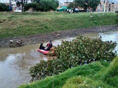 Declarada la alerta amarilla en cuenca del río Tunjuelo