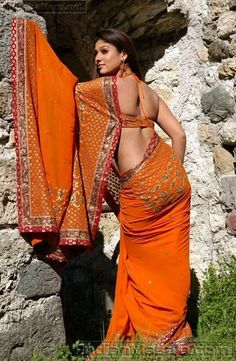 Ad for Nayantara saree    saree ads