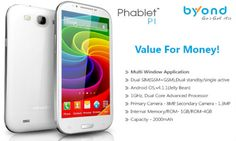 Byond Phablet P1 launched- another sub 11K phablet http://www.mobiledoctors.co/2013/04/byond-phablet-p1-launched-another-sub.html