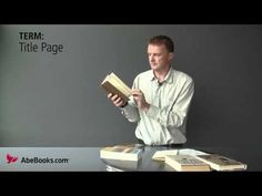AbeBooks Explains the Parts Of A Book. Explains the parts of books from the publisher's or book collector's perspective. For older grades. Best Children Books, Childrens Books, Book Care, Parts Of A Book, Homemade Books, Bookbinding Tutorial, Library Activities, School Librarian, Elementary Library