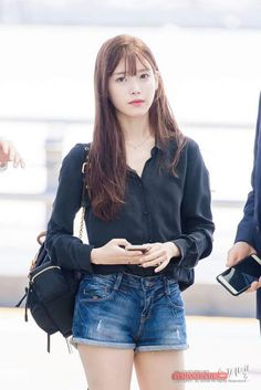 IU 160826 IncheonAirport departing for ShenZhen
