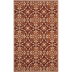 Safavieh Four Seasons Stain Resistant Hand-hooked Rug