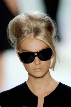 Great up style..and the shades