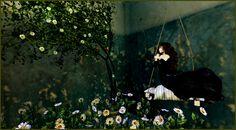 https://flic.kr/p/R6txYN | The Garden Room | Binemust maps.secondlife.com/secondlife/Binemust/242/134/5