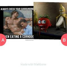 Whats funnier vote on wishbone and follow me smiley282