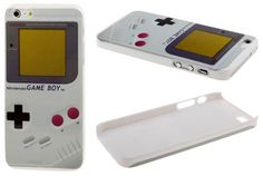 Funda Para iPhone 5 5S Cool Funny Retro Gameboy iPhone 5 5S Case Protection
