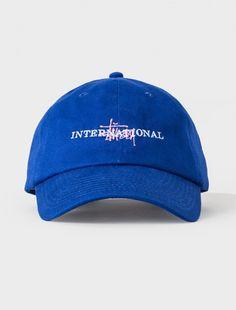 35f28acfe39 International Basic Lo Pro Strapback