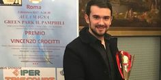 Marco Iannitello vince il Premio Vincenzo Crocitti – Primo Lustro – come Attore in Carriera (Sezione Giovani)