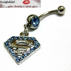 Super belly ring