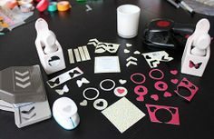 How to make greeting cards with reused materials. #DIY #green