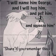 "...and this is where my little ""George"" got his name........"