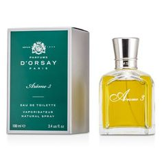 Parfums D'Orsay Arome 3 Eau De Toilette Spray 100ml/3.4oz 78.00 USD