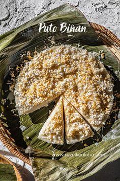 Puto, Puto Binan, Puto Biñan, Kakanin, Filipino Snack, Filipino Rice Cake
