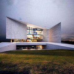 Sayegh Villa by Creato Arquitectos  #kuwait…